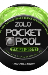 Masturbator - Zolo Pocket Straight Shooter