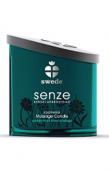 Świeca do masażu - Swede Senze Massage Candle Soothing Ukojenie