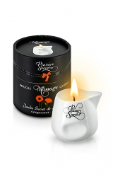 Świeca do masażu - Plaisirs Secrets Massage Candle Poppy
