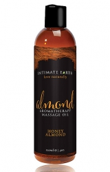 Olejek do masażu - Intimate Earth Massage Oil Almond 120 ml