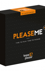 Gra erotyczna z akcesoriami - PLEASEME Time to Play, Time to Please
