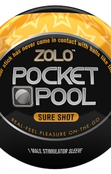 Masturbator - Zolo Pocket Sure Shot