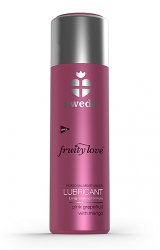 Lubrykant owocowy - Swede Fruity Love Lubricant Pink Grapefruit Mango 100 ml