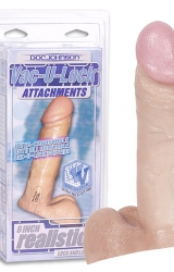 Dildo do Vac-U-Lock Doc Johnson - Realistic Dildo