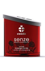 Świeca do masażu - Swede Senze Massage Candle Teasing Pokusa