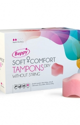 Tampony Beppy - Classic Dry Tampons 8 pcs Suche