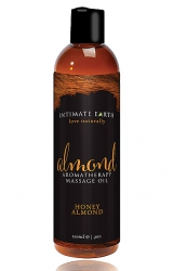 Olejek do masażu - Intimate Earth Massage Oil Almond 240 ml