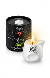 Świeca do masażu - Plaisirs Secrets Massage Candle Ylang Patchouli