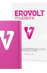 Powerbank - EroVolt PowerBank Pink