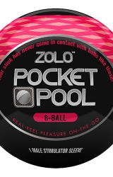 Masturbator - Zolo Pocket Pool 8 Ball