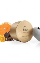 Puder do ciała - Bijoux Cosmetiques Dark Chocolate Body Powder Ciemna Czekolada