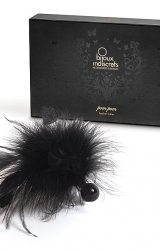 Piórko - Bijoux Indiscrets Pom Pom Feather Tickler
