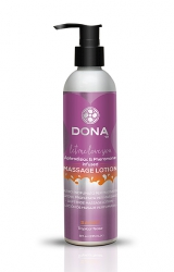 Balsam do masażu - Dona Massage Lotion Tropical Tease 250 ml
