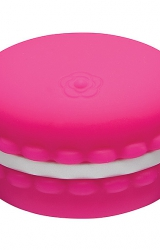Masażer - Kawaii Macaroon Massager Raspberry