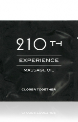 Olejek do masażu - 210th Sachet Massage Oil saszetka