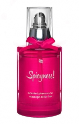 Olejek do masażu - Obsessive Scented Pheromone Massage Oil for Her Spicy 100 ml