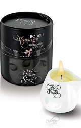 Świeca do masażu - Plaisirs Secrets Massage Candle Chocolate