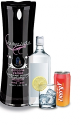 Lubrykant silikonowy - Voulez-Vous... Silicone Lubricant Vodka Energy